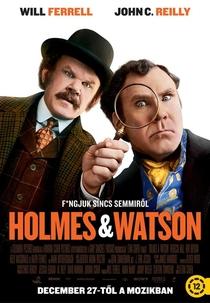 Holmes & Watson - Poster / Capa / Cartaz - Oficial 2