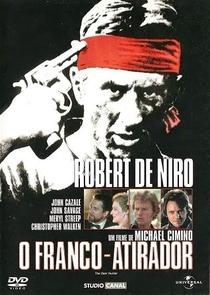 O Franco Atirador - Poster / Capa / Cartaz - Oficial 12