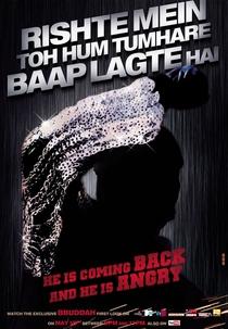Bbuddah... Hoga Terra Baap - Poster / Capa / Cartaz - Oficial 3