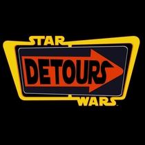 Star Wars Detours - Poster / Capa / Cartaz - Oficial 1