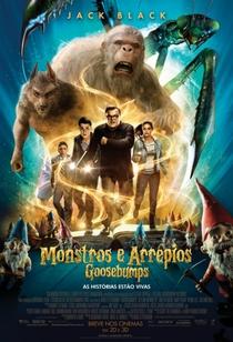 Goosebumps - Monstros e Arrepios - Poster / Capa / Cartaz - Oficial 4
