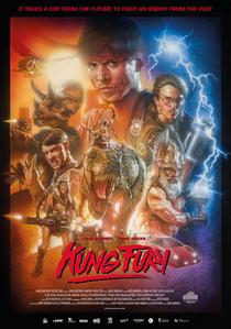 Kung Fury - Poster / Capa / Cartaz - Oficial 1