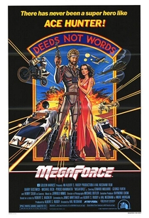 Mega Force - O Esquadrão do Terror - Poster / Capa / Cartaz - Oficial 1