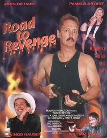 Road to Revenge - Poster / Capa / Cartaz - Oficial 1