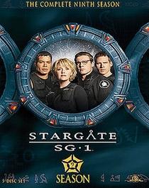 Stargate SG-1 (9ª Temporada) - Poster / Capa / Cartaz - Oficial 1