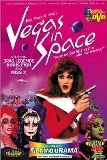 Vegas in Space - Poster / Capa / Cartaz - Oficial 1