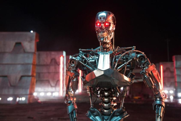 """Exterminador do Futuro: nova imagem do T-800 de """"Gênesis"""""""