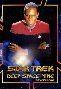 Jornada nas Estrelas: Deep Space Nine (1ª Temporada) - Poster / Capa / Cartaz - Oficial 1