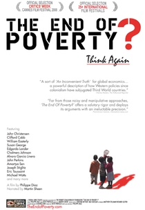 The End of Poverty? - Poster / Capa / Cartaz - Oficial 1