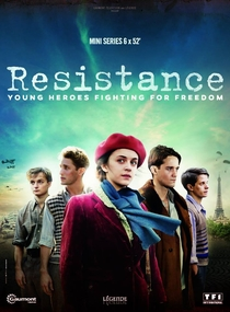 Résistance - Poster / Capa / Cartaz - Oficial 2