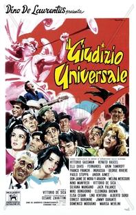 O Juízo Universal - Poster / Capa / Cartaz - Oficial 1
