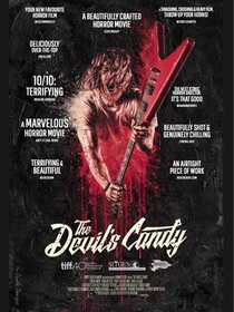 The Devil's Candy - Poster / Capa / Cartaz - Oficial 1