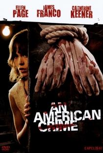 Um Crime Americano - Poster / Capa / Cartaz - Oficial 6