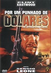 Por um Punhado de Dólares - Poster / Capa / Cartaz - Oficial 9