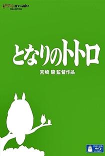 Meu Amigo Totoro - Poster / Capa / Cartaz - Oficial 34