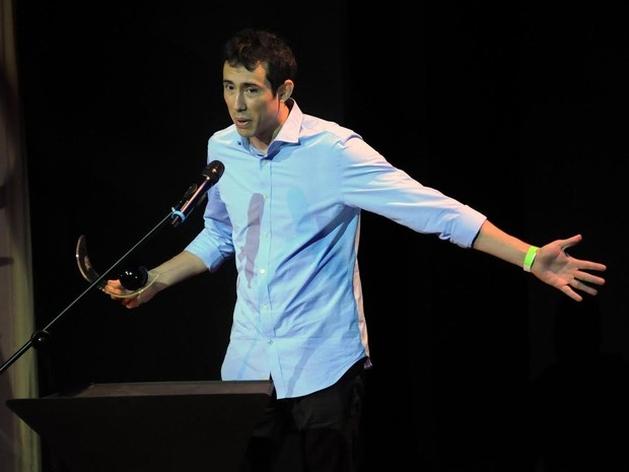 Faroeste Caboclo leva sete prêmios no Grande Prêmio do Cinema Brasileiro 2014; veja restante
