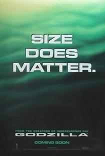 Godzilla - Poster / Capa / Cartaz - Oficial 6