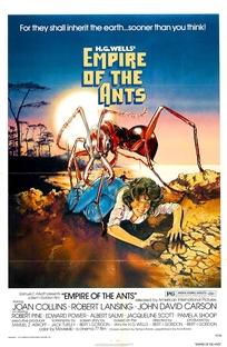 O Império das Formigas - Poster / Capa / Cartaz - Oficial 1