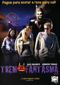 Trem Fantasma - Poster / Capa / Cartaz - Oficial 2