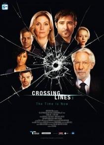 Crossing Lines (3ª Temporada) - Poster / Capa / Cartaz - Oficial 1
