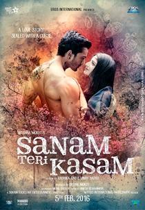 Sanam Teri Kasam - Poster / Capa / Cartaz - Oficial 2