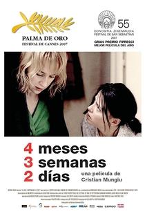4 Meses, 3 Semanas e 2 Dias - Poster / Capa / Cartaz - Oficial 11