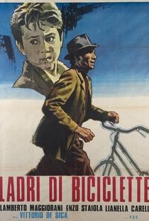 Ladrões de Bicicleta - Poster / Capa / Cartaz - Oficial 1