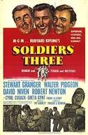 Três grandes amigos (soldiers three)