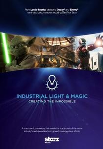 Industrial Light and Magic: Criando o Impossível - Poster / Capa / Cartaz - Oficial 1