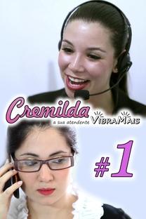 Cremilda, a sua Atendente Vibramais - #1 A Envergonhada - Poster / Capa / Cartaz - Oficial 1