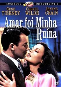 Amar Foi Minha Ruína - Poster / Capa / Cartaz - Oficial 6