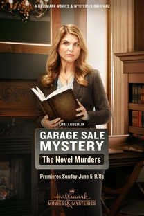Garage Sale Mystery: The Novel Murders - Poster / Capa / Cartaz - Oficial 1