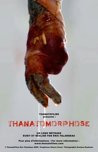Thanatomorphose - Poster / Capa / Cartaz - Oficial 1