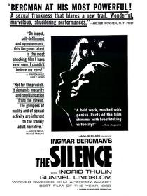 O Silêncio - Poster / Capa / Cartaz - Oficial 4