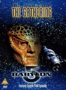 Babylon 5: O Encontro - Poster / Capa / Cartaz - Oficial 1