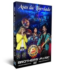 Brothers Music - Asas da liberdade - Poster / Capa / Cartaz - Oficial 1