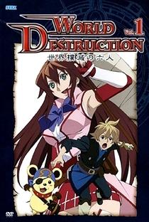 World Destruction: Sekai Bokumetsu no Rokunin - Poster / Capa / Cartaz - Oficial 7
