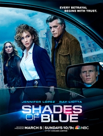 Shades of Blue (2ª Temporada) - Poster / Capa / Cartaz - Oficial 1
