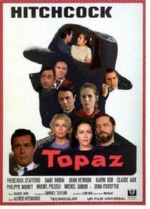 Topázio - Poster / Capa / Cartaz - Oficial 3
