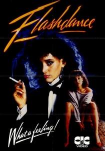 Flashdance - Em Ritmo de Embalo - Poster / Capa / Cartaz - Oficial 3