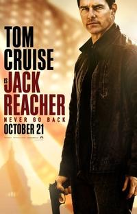 Jack Reacher: Sem Retorno - Poster / Capa / Cartaz - Oficial 7