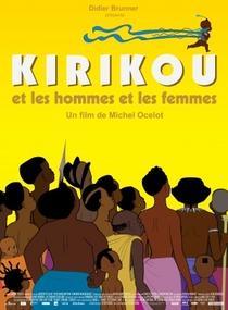 Kiriku - Os Homens e as Mulheres - Poster / Capa / Cartaz - Oficial 1