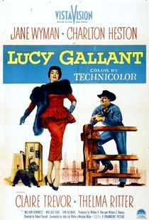 Lucy Galante - Poster / Capa / Cartaz - Oficial 1