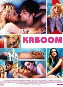Kaboom - Poster / Capa / Cartaz - Oficial 2