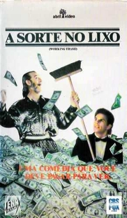 A Sorte no Lixo - Poster / Capa / Cartaz - Oficial 2
