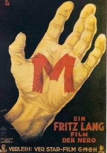 M, o Vampiro de Dusseldorf - Poster / Capa / Cartaz - Oficial 3