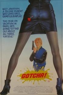 Gotcha! - Uma Arma do Barulho - Poster / Capa / Cartaz - Oficial 4