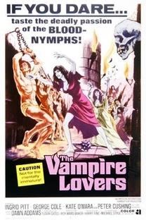 Carmilla - A Vampira de Karnstein - Poster / Capa / Cartaz - Oficial 2