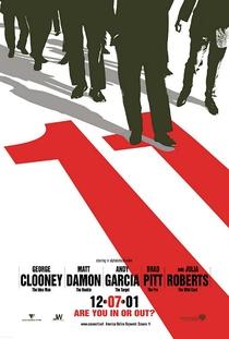 Onze Homens e um Segredo - Poster / Capa / Cartaz - Oficial 1