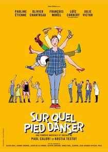Sur quel pied danser - Poster / Capa / Cartaz - Oficial 1